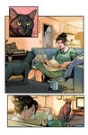 Kitten Comics Page Colors