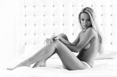 BW morning by clementmarti