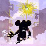 Mickey Mouse as Freddie Kruegger