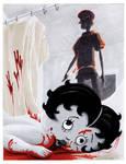 Betty Boop in Psycho