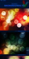 Bokeh Backgrounds III