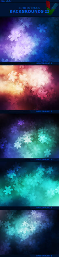 Christmas Backgrounds II