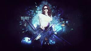 Selena Gomez - Wallpaper
