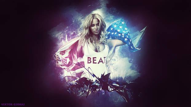 Beyonce Photoshop Wallpaper