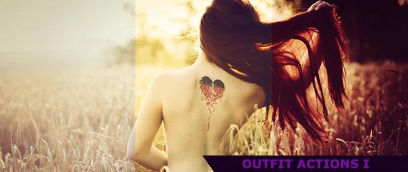 Outfit Photoshop Actions 1 by ViktorGjokaj