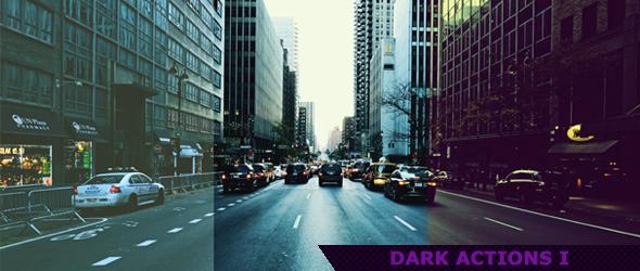 dark Actions 1 by ViktorGjokaj