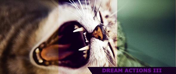 Dream Photoshop Actions by ViktorGjokaj