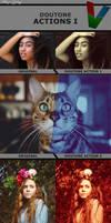 Doutone Photoshop Actions 1