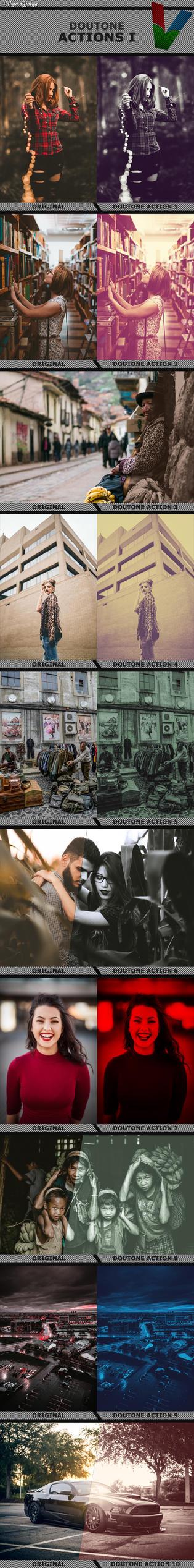 Doutone Actions 2 by ViktorGjokaj