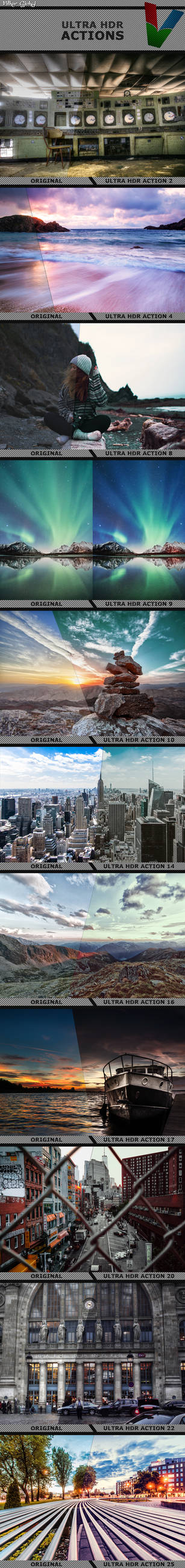 Ultra HDR Actions
