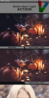 Real Matte Light Action