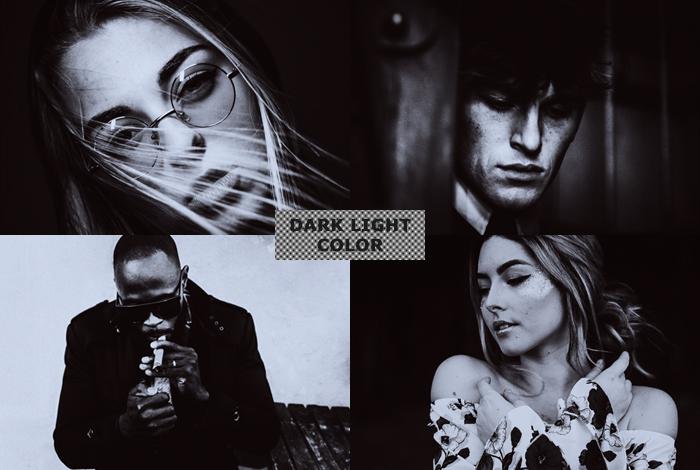 Dark Light Action by ViktorGjokaj