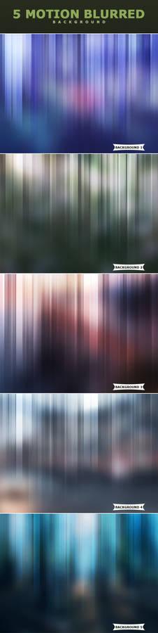 Motion Blur Photoshop Backgrounds