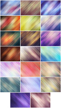 50 Motion Blurred Backgrounds