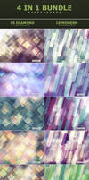 4 in 1 Bundle Backgrounds