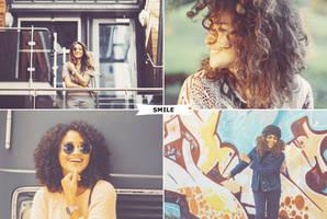 Smile Photoshop Action 2 by ViktorGjokaj