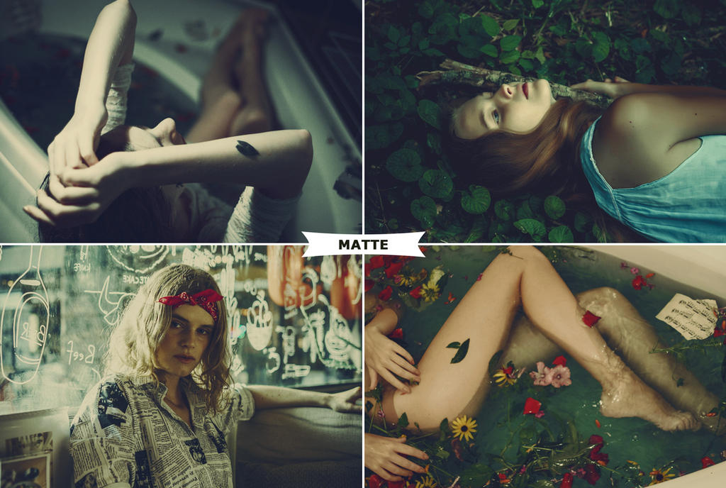 Matte Action 3 by ViktorGjokaj