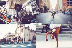 Dance Action by ViktorGjokaj