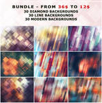 90 Abstract Backgrounds