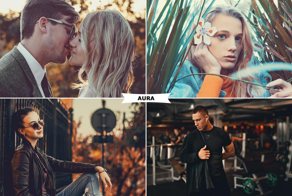Aura Actions
