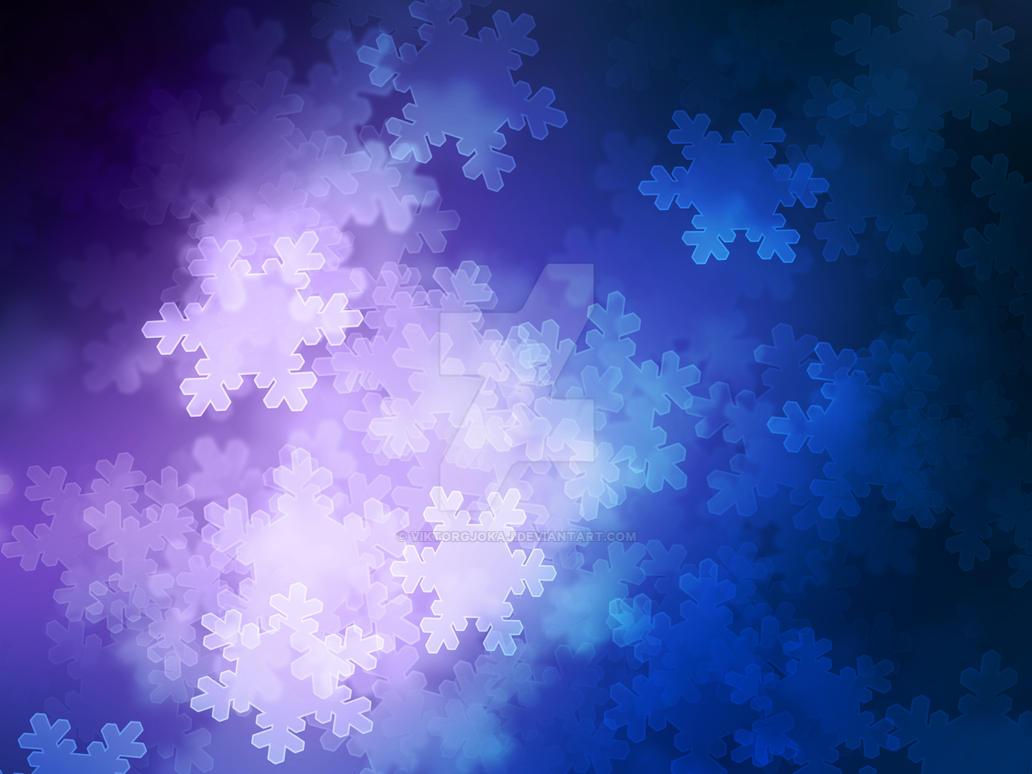 Christmas Background 1 by ViktorGjokaj