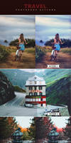 Travel Photoshop Actions by ViktorGjokaj