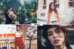 Beauty actions