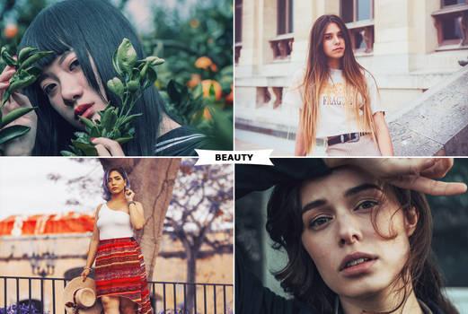 Beauty actions by ViktorGjokaj