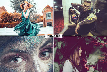 Instagood Photoshop Actions