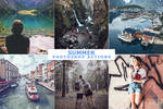 Summer Photoshop Actions