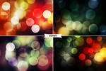 Bokeh Background Textures 3 by ViktorGjokaj