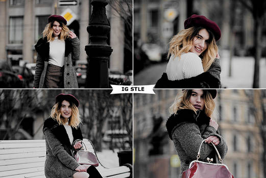 4 Instagram Style Action 3