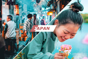 Japan Photoshop Actions