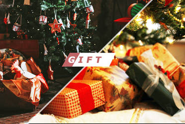 Gift Photoshop Actions