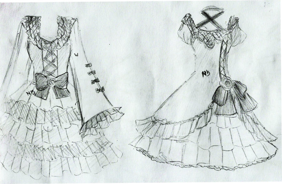 Loli-dress by Merilisle on DeviantArt