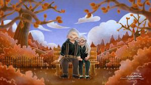 Grow Old With You 2 by Merilisle
