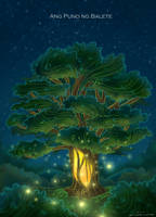 The Balete Tree by Merilisle