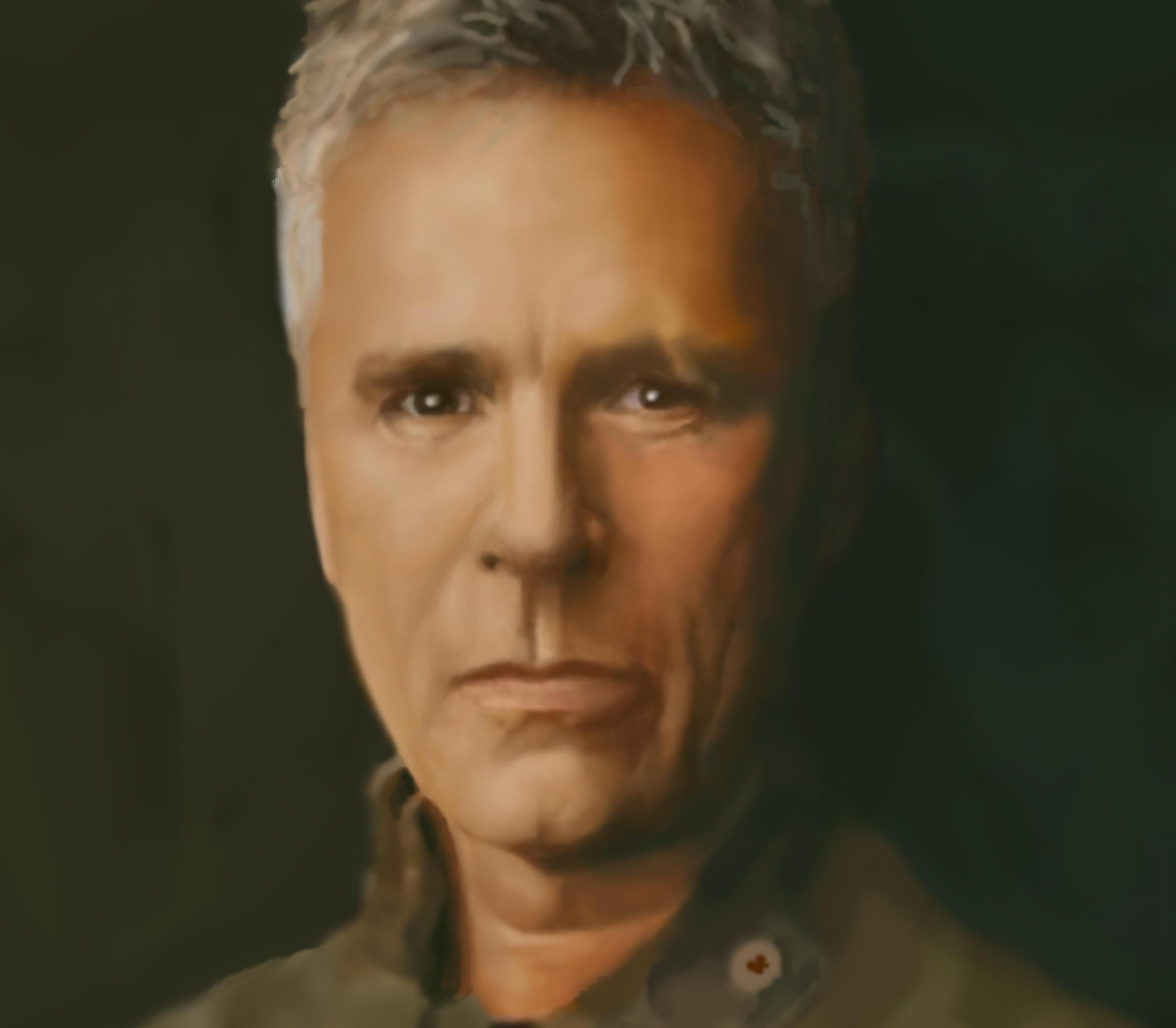 ... Richard Dean Anderson Portrait by SG1-Jack - Richard_Dean_Anderson_Portrait