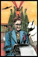 Orwell's Revelation by OdditiesByErnie