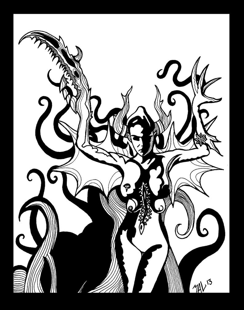 Elemental Chaos Minor Shard by OdditiesByErnie