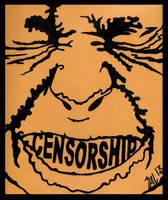Censorship by OdditiesByErnie