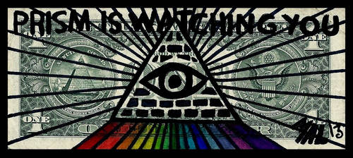 Prism is watching you