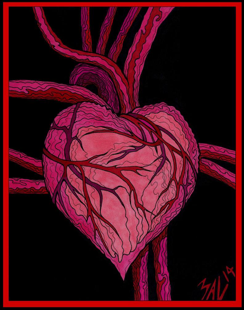 The Heart by OdditiesByErnie