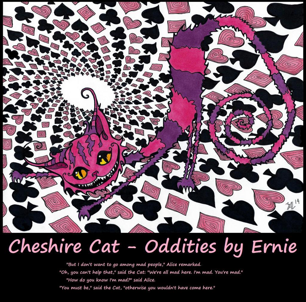 Cheshire 2 by OdditiesByErnie