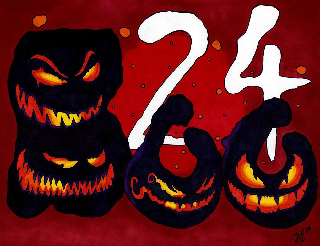 October 24 by OdditiesByErnie