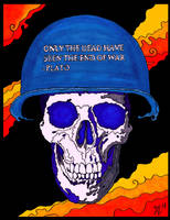 Only the Dead by OdditiesByErnie