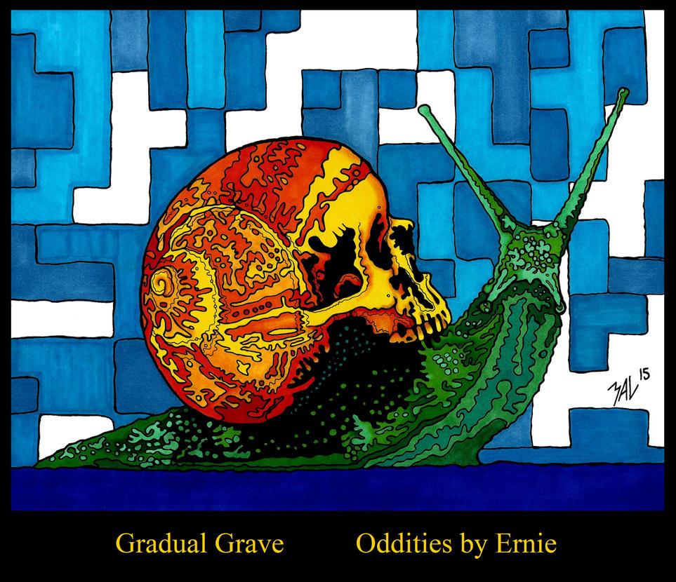 Gradual Grave by OdditiesByErnie