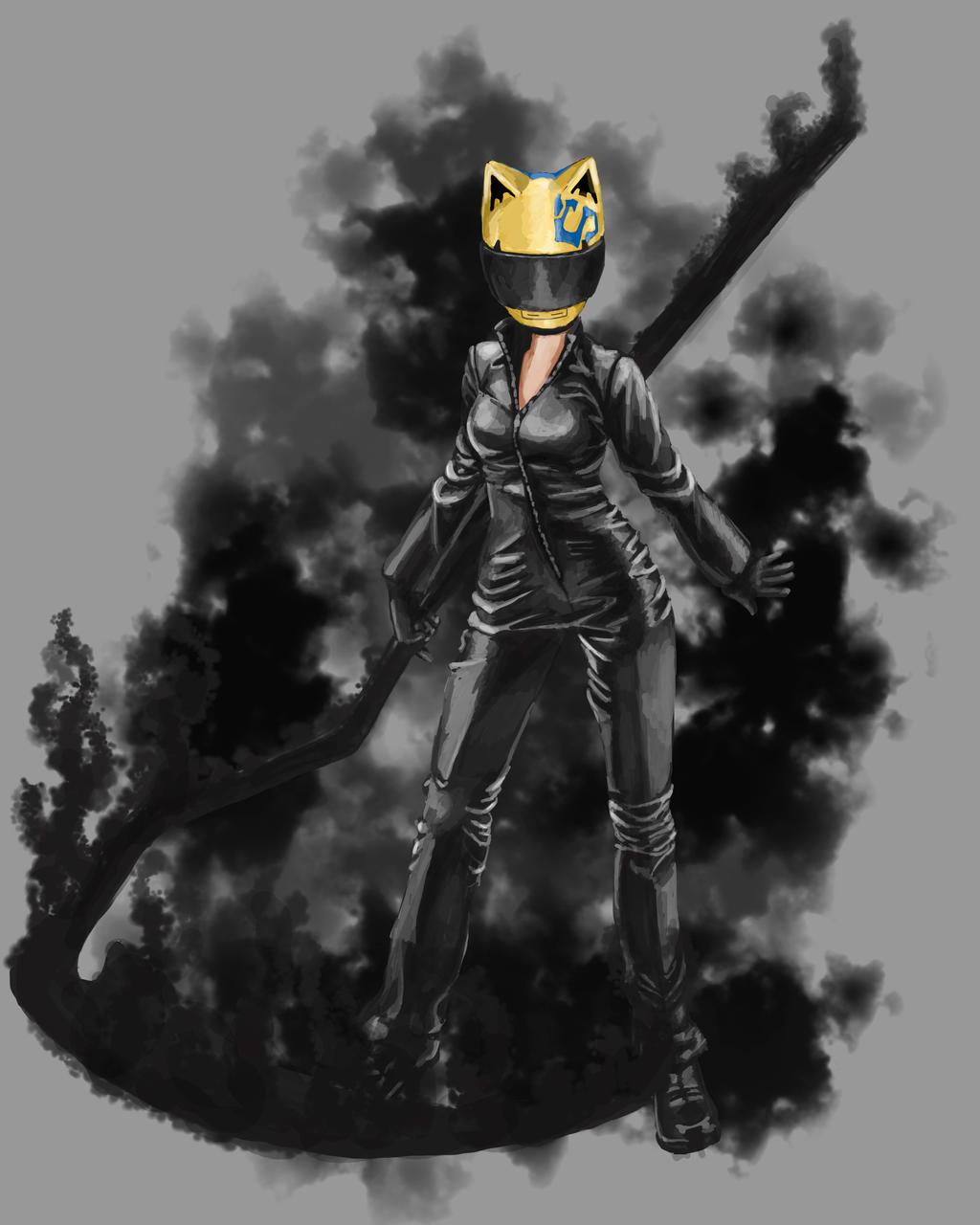 The Black Rider by sospook