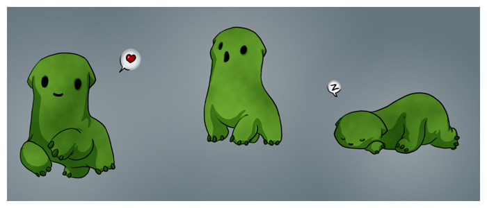 Creepers by Endivinity