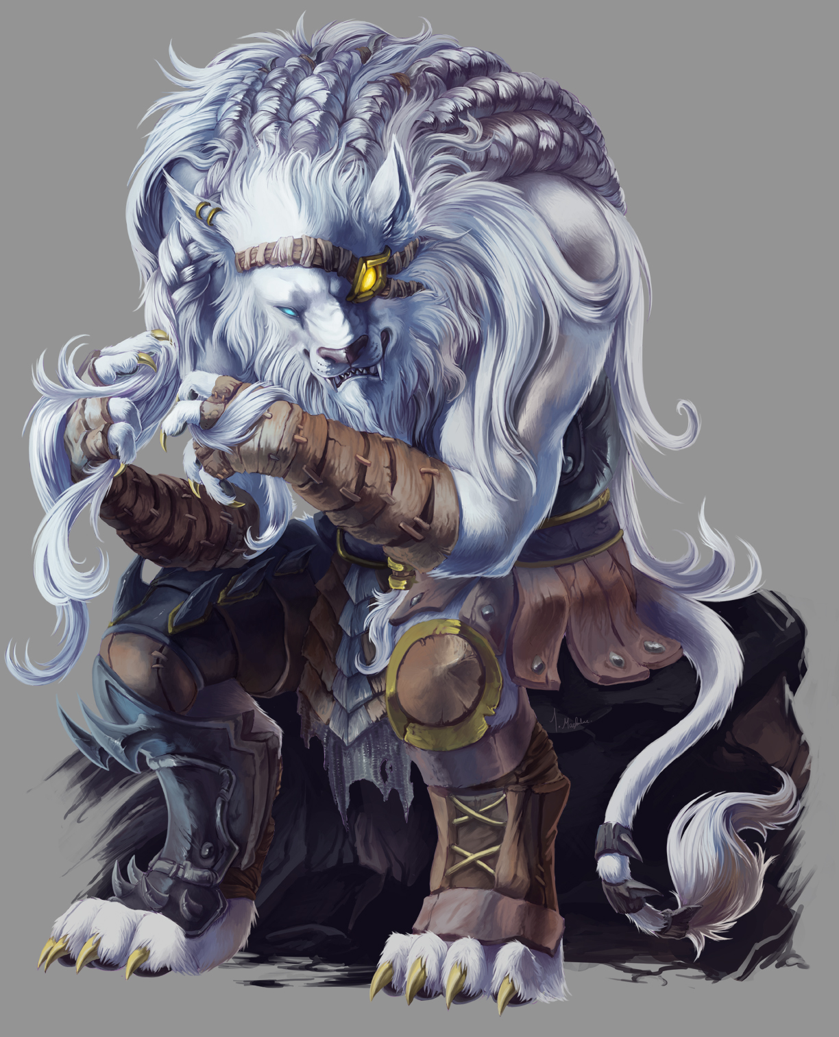 Rengar by Silverbirch